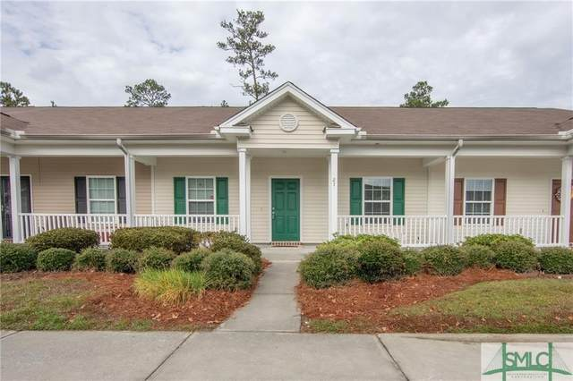 27 Falkland Avenue, Savannah, GA 31407 (MLS #238549) :: Barker Team | RE/MAX Savannah