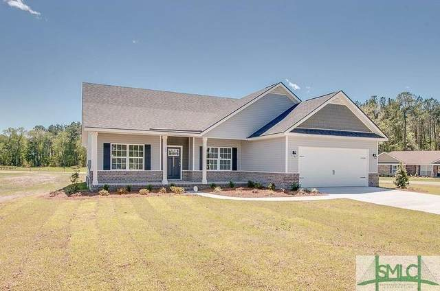 142 Laurel Lane, Guyton, GA 31312 (MLS #238553) :: Team Kristin Brown | Keller Williams Coastal Area Partners