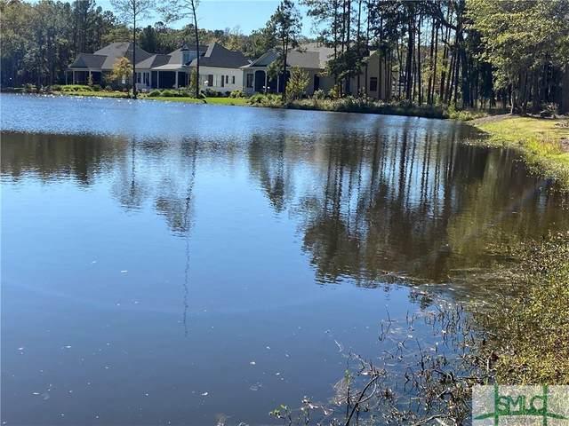 3 Hickory Court, Pooler, GA 31322 (MLS #238607) :: Coastal Homes of Georgia, LLC
