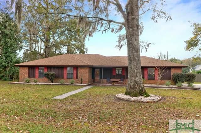 1021 Forest Drive, Pooler, GA 31322 (MLS #238624) :: Heather Murphy Real Estate Group
