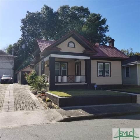 911 E 41st Street, Savannah, GA 31401 (MLS #238652) :: Team Kristin Brown   Keller Williams Coastal Area Partners