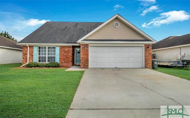 26 Bostwick Drive, Pooler, GA 31322 (MLS #238654) :: Partin Real Estate Team at Luxe Real Estate Services