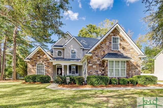 102 Mosswood Drive, Savannah, GA 31405 (MLS #238656) :: The Arlow Real Estate Group
