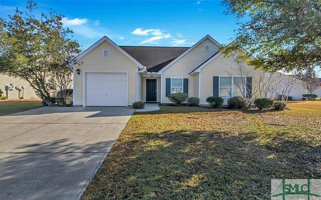 42 Bainbridge Way, Pooler, GA 31322 (MLS #238659) :: Liza DiMarco