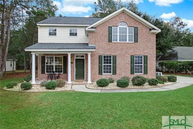 210 Brown Thrush Road, Savannah, GA 31419 (MLS #238679) :: Team Kristin Brown | Keller Williams Coastal Area Partners