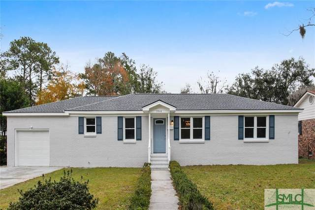 1844 Cokesbury Drive, Savannah, GA 31406 (MLS #238706) :: RE/MAX All American Realty