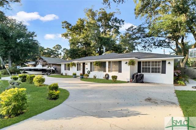 1811 Walthour Road, Savannah, GA 31410 (MLS #238766) :: Coastal Homes of Georgia, LLC