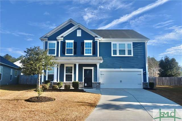 132 Tanzania Trail, Pooler, GA 31322 (MLS #238838) :: Team Kristin Brown | Keller Williams Coastal Area Partners