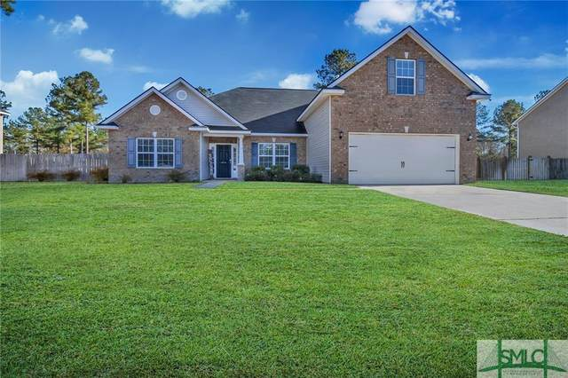 352 Briarcrest Drive NE, Ludowici, GA 31316 (MLS #238879) :: Team Kristin Brown | Keller Williams Coastal Area Partners