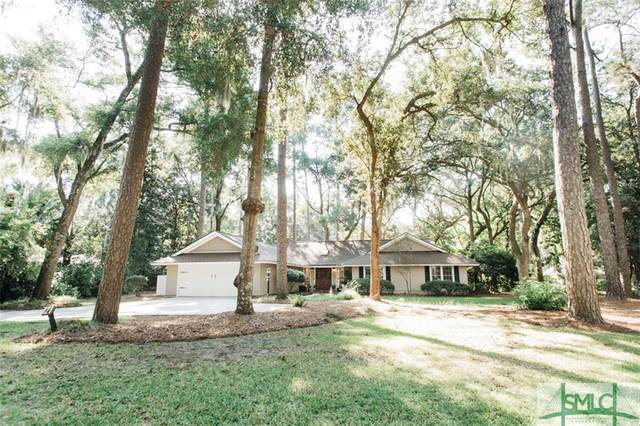 121 Mercer Road, Savannah, GA 31411 (MLS #238912) :: Coastal Homes of Georgia, LLC