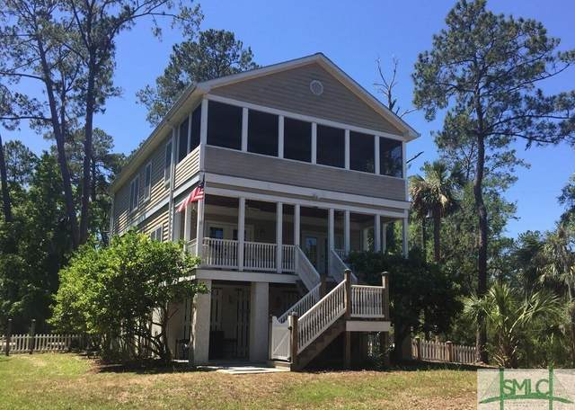 100 Blue Heron Drive, Savannah, GA 31410 (MLS #238919) :: Liza DiMarco