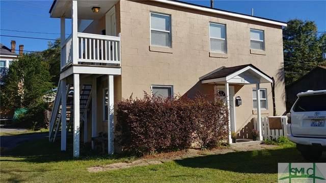 912 E Anderson Street, Savannah, GA 31401 (MLS #238931) :: Keller Williams Realty-CAP