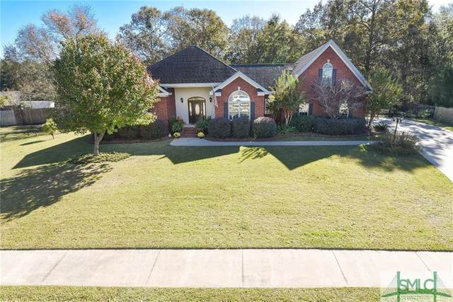 553 Brigham Drive, Richmond Hill, GA 31324 (MLS #238964) :: Liza DiMarco