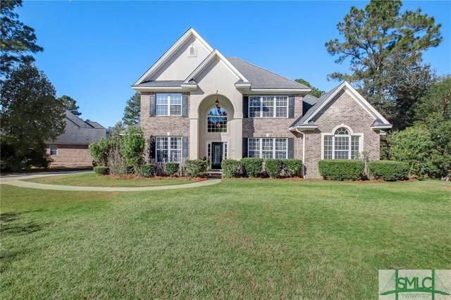 445 Kingston Circle, Richmond Hill, GA 31324 (MLS #239013) :: The Arlow Real Estate Group
