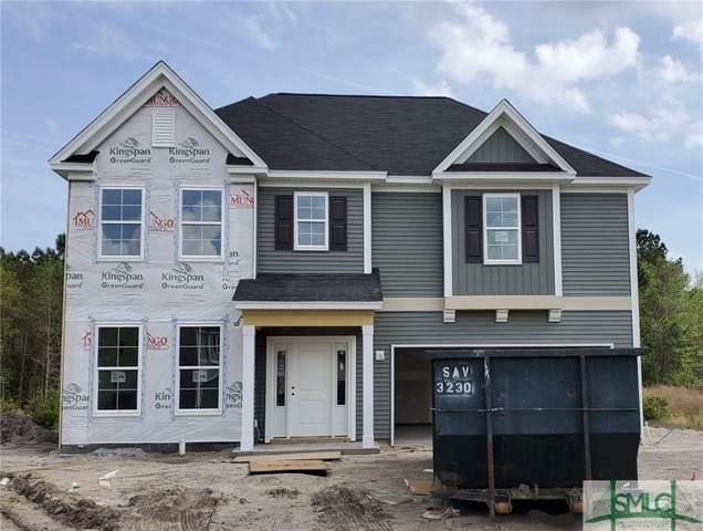 66 Murphy Court, Richmond Hill, GA 31324 (MLS #239021) :: The Arlow Real Estate Group