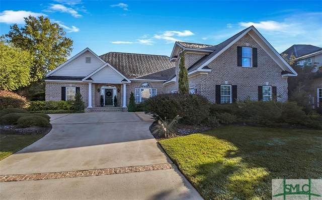 63 Woodchuck Hill Road, Savannah, GA 31405 (MLS #239027) :: Coastal Homes of Georgia, LLC