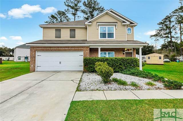 6 Sunny Court, Savannah, GA 31419 (MLS #239057) :: Keller Williams Coastal Area Partners