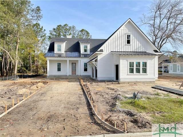 4 Hickory Court, Pooler, GA 31322 (MLS #239059) :: Level Ten Real Estate Group