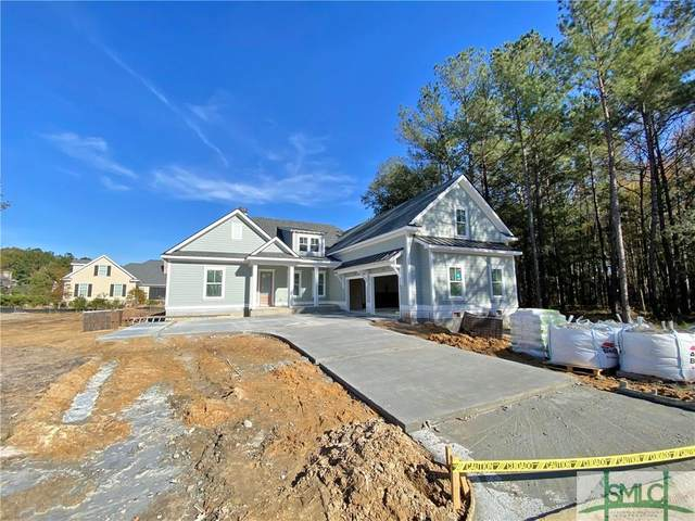 6 Hickory Court, Pooler, GA 31322 (MLS #239079) :: RE/MAX All American Realty