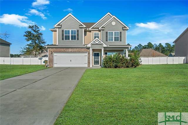 110 Pin Drop Drive, Guyton, GA 31312 (MLS #239089) :: Team Kristin Brown | Keller Williams Coastal Area Partners
