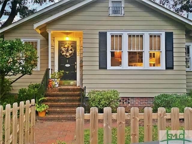 902 Maupas Avenue, Savannah, GA 31401 (MLS #239116) :: Team Kristin Brown   Keller Williams Coastal Area Partners