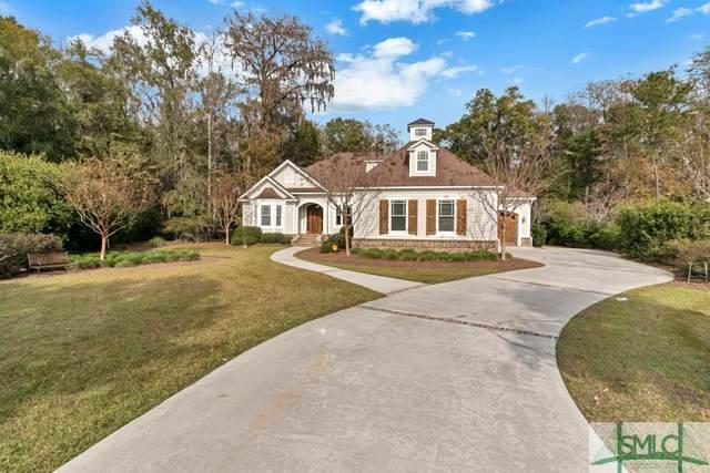 6 Seaton, Pooler, GA 31322 (MLS #239144) :: Heather Murphy Real Estate Group