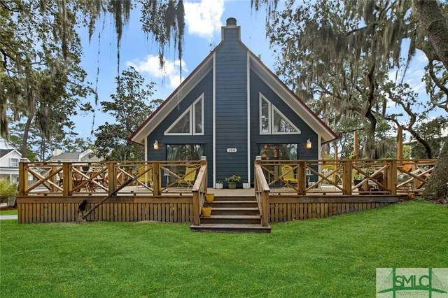 106 Eagles Nest Drive, Tybee Island, GA 31328 (MLS #239174) :: RE/MAX All American Realty