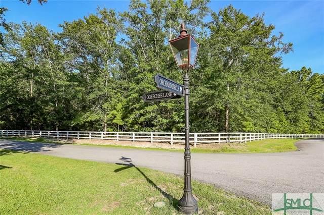 64 Orchard Circle, Richmond Hill, GA 31324 (MLS #239290) :: Teresa Cowart Team