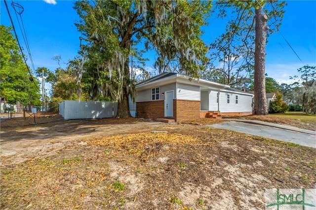 1816 E De Renne Avenue, Savannah, GA 31406 (MLS #239300) :: The Arlow Real Estate Group