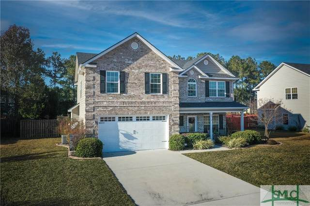 89 Roundstone Way, Richmond Hill, GA 31324 (MLS #239305) :: Keller Williams Realty-CAP