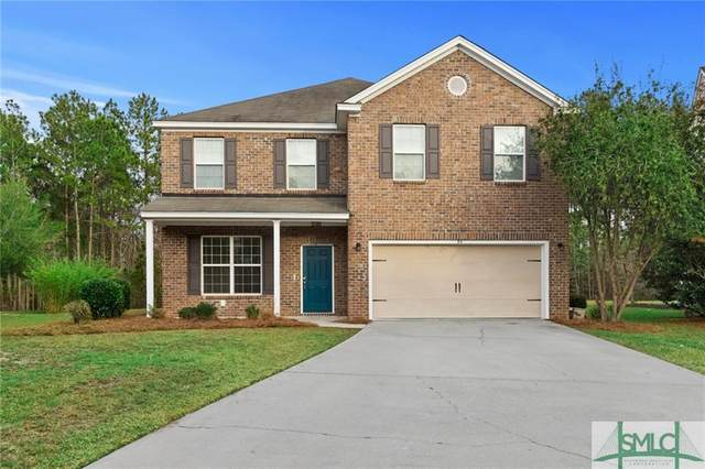 94 Coopers Lane, Pooler, GA 31322 (MLS #239358) :: The Sheila Doney Team