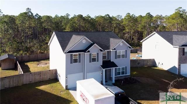 1411 Evergreen Trail, Hinesville, GA 31313 (MLS #239365) :: Coastal Homes of Georgia, LLC