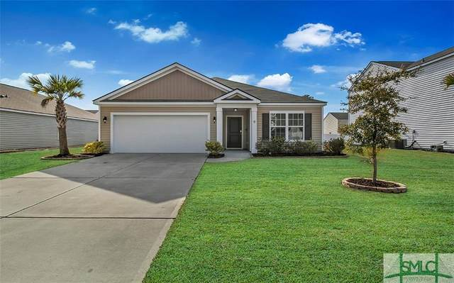 9 Gardenia Drive, Savannah, GA 31407 (MLS #239374) :: Team Kristin Brown | Keller Williams Coastal Area Partners