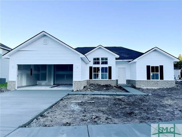 451 Thorp Circle, Hinesville, GA 31313 (MLS #239380) :: Teresa Cowart Team