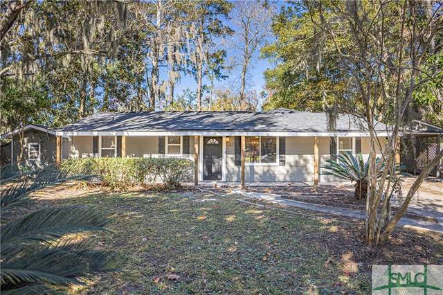 26 Arthur Circle, Savannah, GA 31406 (MLS #239433) :: Keller Williams Realty-CAP