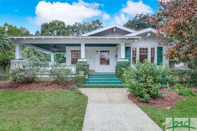 209 Kinzie Avenue, Savannah, GA 31404 (MLS #239475) :: Team Kristin Brown | Keller Williams Coastal Area Partners