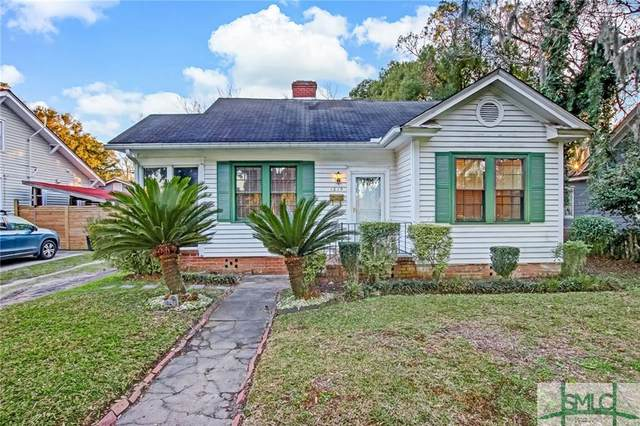 1219 Washington Avenue, Savannah, GA 31404 (MLS #239516) :: Liza DiMarco