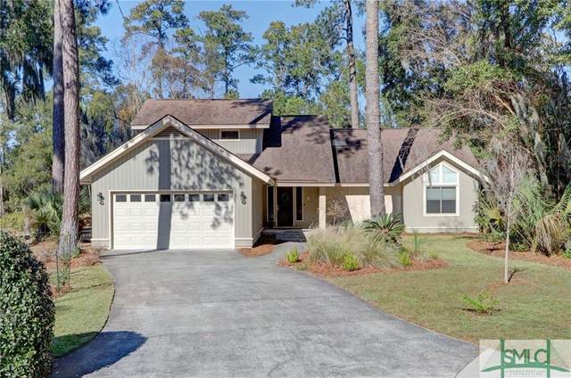 126 N Marsh Road, Savannah, GA 31410 (MLS #239632) :: Team Kristin Brown | Keller Williams Coastal Area Partners