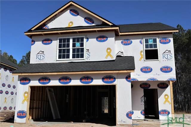 22 Trask Circle, Hinesville, GA 31313 (MLS #239760) :: Team Kristin Brown | Keller Williams Coastal Area Partners