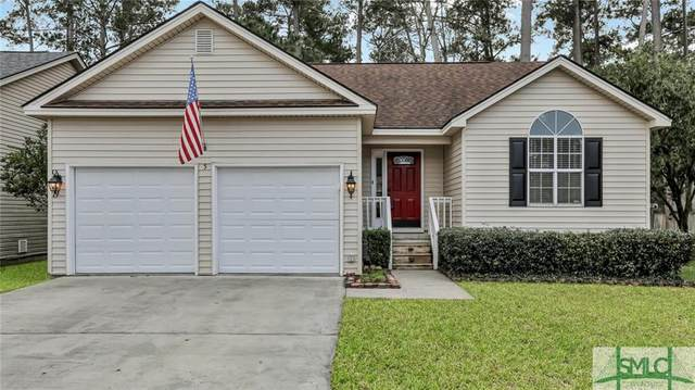 5 Cane Grinder Court, Savannah, GA 31419 (MLS #239804) :: Team Kristin Brown | Keller Williams Coastal Area Partners