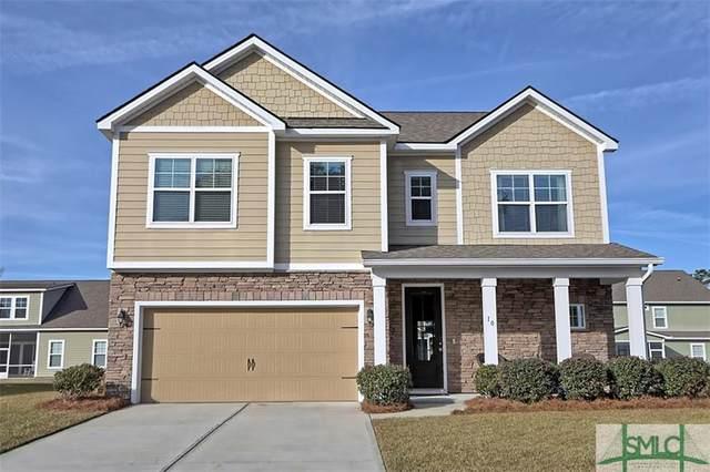 10 Archipeligo Lane, Savannah, GA 31419 (MLS #239944) :: RE/MAX All American Realty