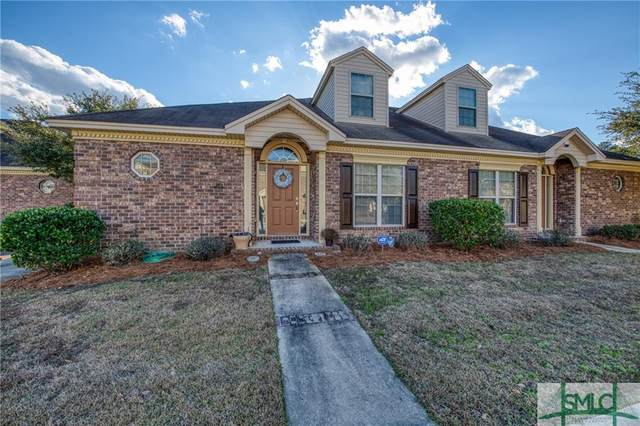 203 Foxbury Square, Pooler, GA 31322 (MLS #240028) :: Keller Williams Coastal Area Partners
