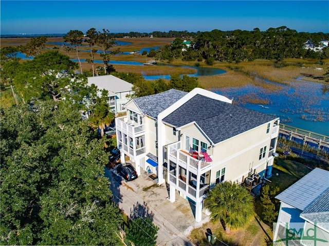 145 S Campbell Avenue E, Tybee Island, GA 31328 (MLS #240031) :: The Arlow Real Estate Group