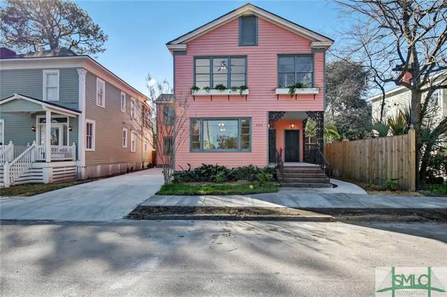 505 E 39th Street, Savannah, GA 31401 (MLS #240033) :: The Sheila Doney Team