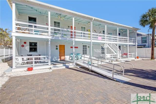 8 T.S. Chu Terrace, Tybee Island, GA 31328 (MLS #240101) :: The Arlow Real Estate Group
