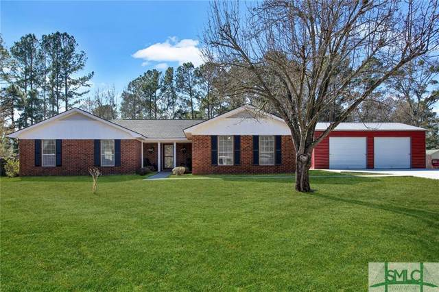 1 Paddleford Court, Rincon, GA 31326 (MLS #240105) :: RE/MAX All American Realty