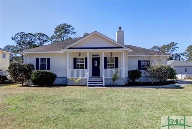 907 Reita Avenue, Savannah, GA 31410 (MLS #240175) :: Teresa Cowart Team