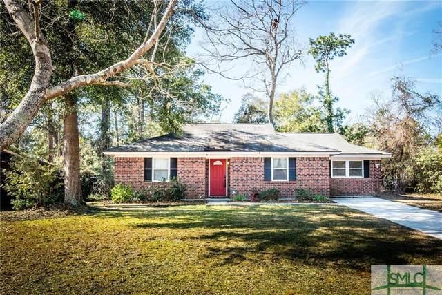 1509 Marcy Circle, Savannah, GA 31406 (MLS #240186) :: Heather Murphy Real Estate Group