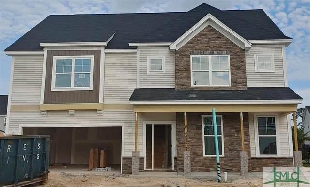 110 Breaklands Court, Savannah, GA 31407 (MLS #240242) :: Savannah Real Estate Experts