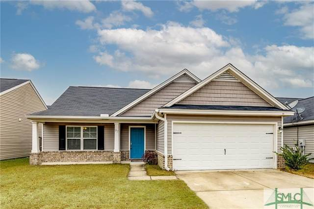 97 Roseberry Circle, Port Wentworth, GA 31407 (MLS #240279) :: Keller Williams Coastal Area Partners